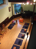 Meditation Space