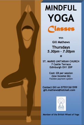 PDF of Yoga Classes at St Marks
