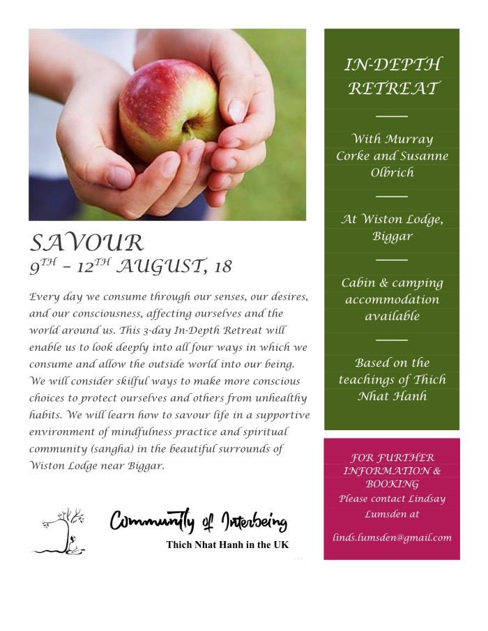 Savour Flyer Aug 18
